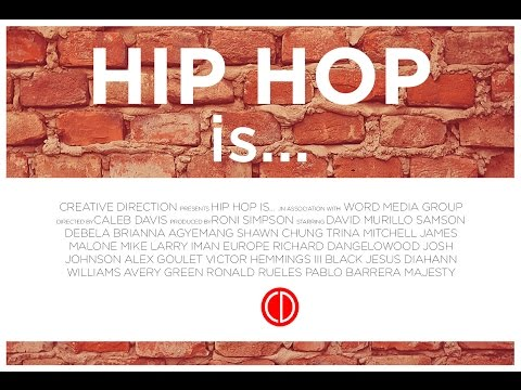 Hip Hop Is... Documentary (2015)