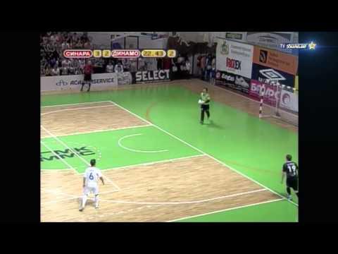 SINARA vs DYNAMO. Futsal.Championship of Russia.Final-3d game. 06/06/2011