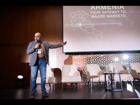 Новое позиционирование Армении и новые возможности - Тигран Джрбашян #ImagineArmeniaKyiv