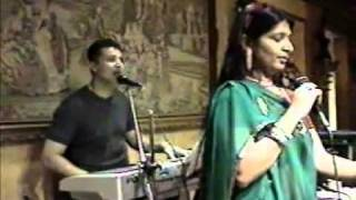 Chalo Chale MItwa - cover by Chitralekha Dixit with Salman Arif