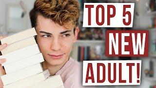 TOP NEW ADULT BÜCHER + Gewinnspiel 2017| BookTown