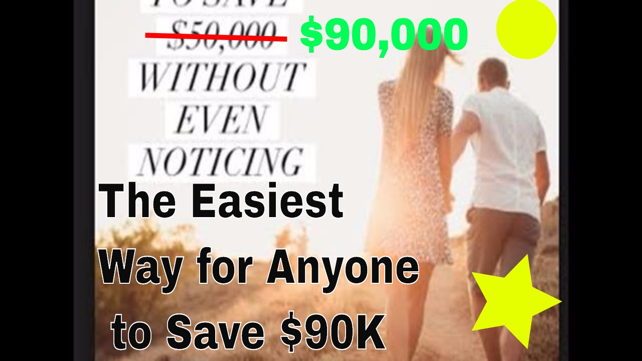 Save $90,000 Easily | The Easiest Way For Anyone To Save $90,000 Starting  Today | Patio Garden