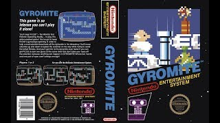 [RETRO GAMING NIGHT] Me and my Daughter play GYROMITE on NES