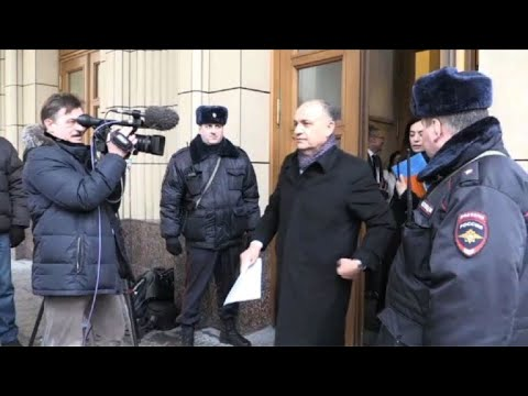 Moscow: foreign diplomats leave after spy poisoning briefing