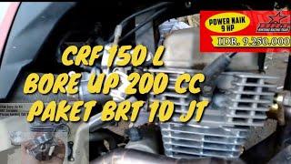 Bore Up Crf 150 L 200 Cc Brt