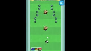 Flappy footchinko ball mouse skill game level1 to level6 complete
