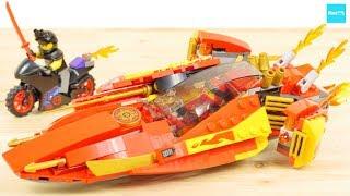 LEGO NINJAGO Katana V11 70638 Build & Review