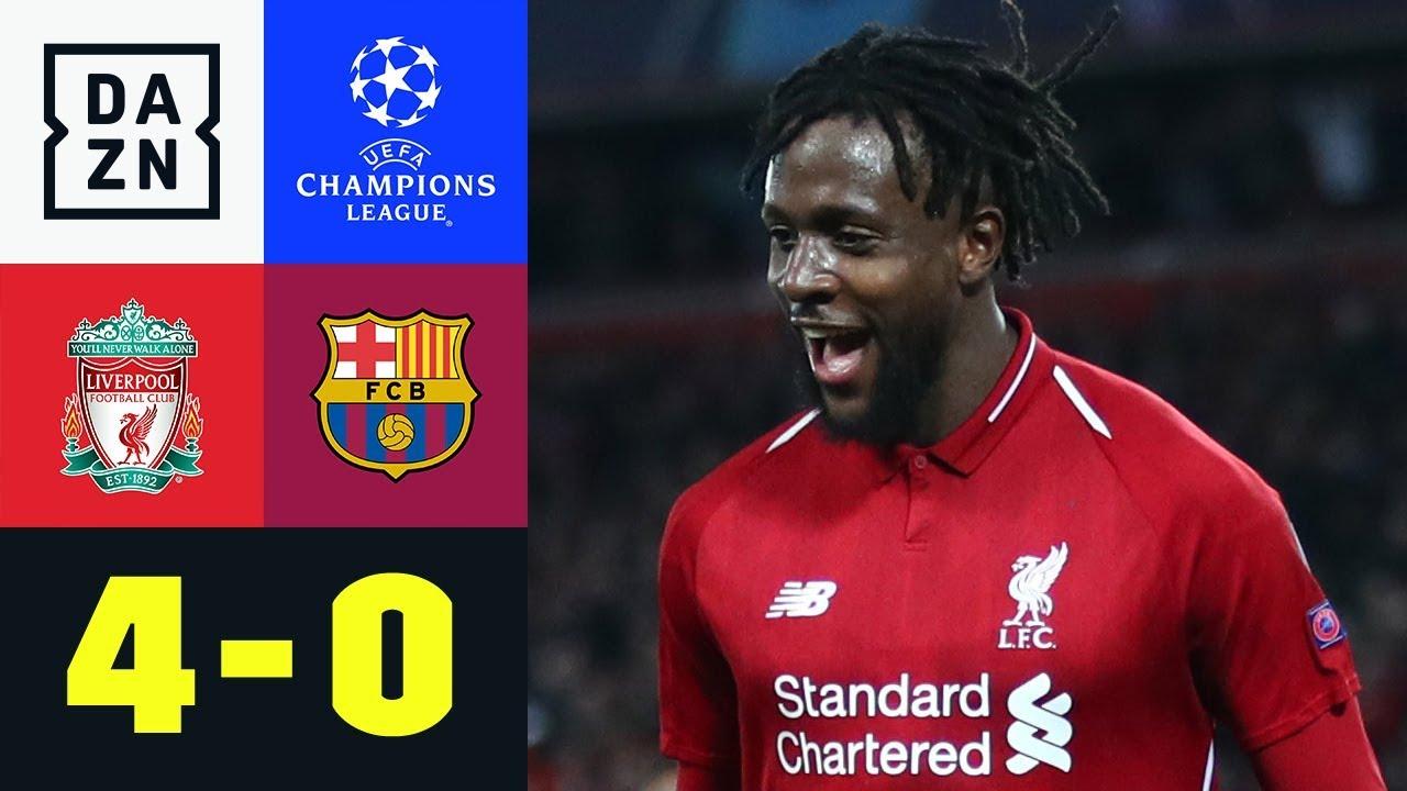 Dazn Champions League Finale
