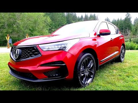 All-New Acura RDX Review--BIG STEP FORWARD