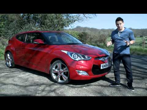 2012 Hyundai Veloster Which Car first drive review