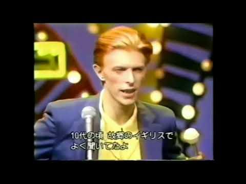 Bowie On ABCs Soul Train 1975 Nov 4th
