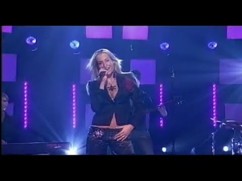 Sarah Connor - Living To Love You (Live @ Nur die Liebe zaehlt 07.11.2004)