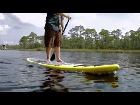 Florida Travel: Take an Ecotour by Paddleboard in South Walton
