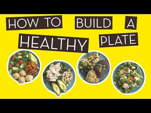 How To Build A Healthy Plate For Any Diet}