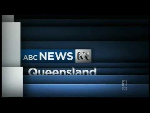 ABC TV Qld News On the Road