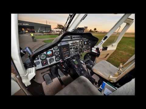 Henley Air Bell 222UT - Flight from Johannesburg Rand (QRA) to Johannesburg Downtown, South Africa