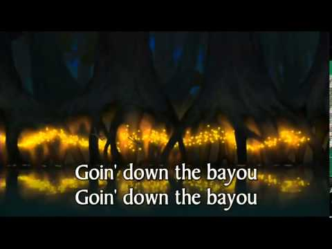Princess and the Frog - Gonna Take You There (Sing-Along Lyrics)