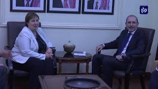 الأردن والاتحاد الأوروبي يؤكدان أهمية كسر الجمود في عملية السلام - (16-12-2018)