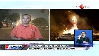 Kebakaran Hutan dan Lahan di Kalimantan Tengah dan Riau Semakin Mengkhawatirkan
