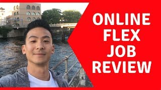 Online Flex Job Review - Real OR Fake??