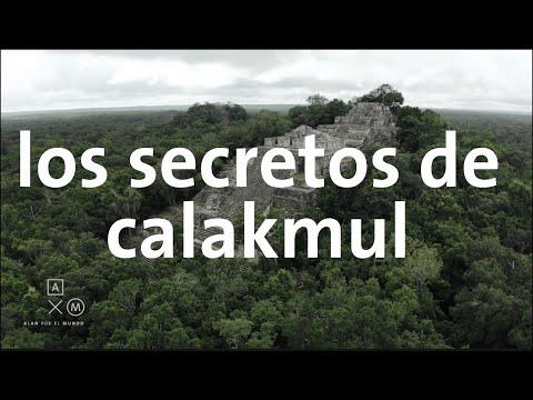 Impresionante Calakmul en 4k | Alan por el mundo Campeche #8
