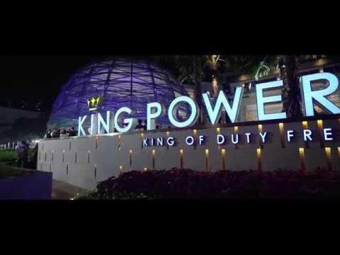 Grand Opening The New King Power Rangnam