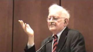 The University of Nicosia honours Immanuel Wallerstein