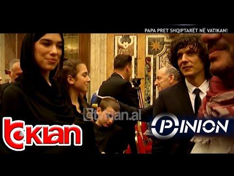 Opinion - Papa pret shqiptaret ne Vatikan! (22 nentor 2018)