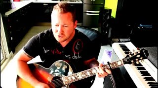 *EXCLU* Christophe Mae - Californie cover guitare by Gilles ROQUES (attrape reve)