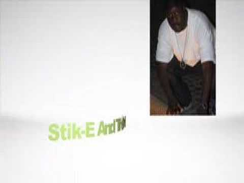 Stik-E and The Hoods show - demo