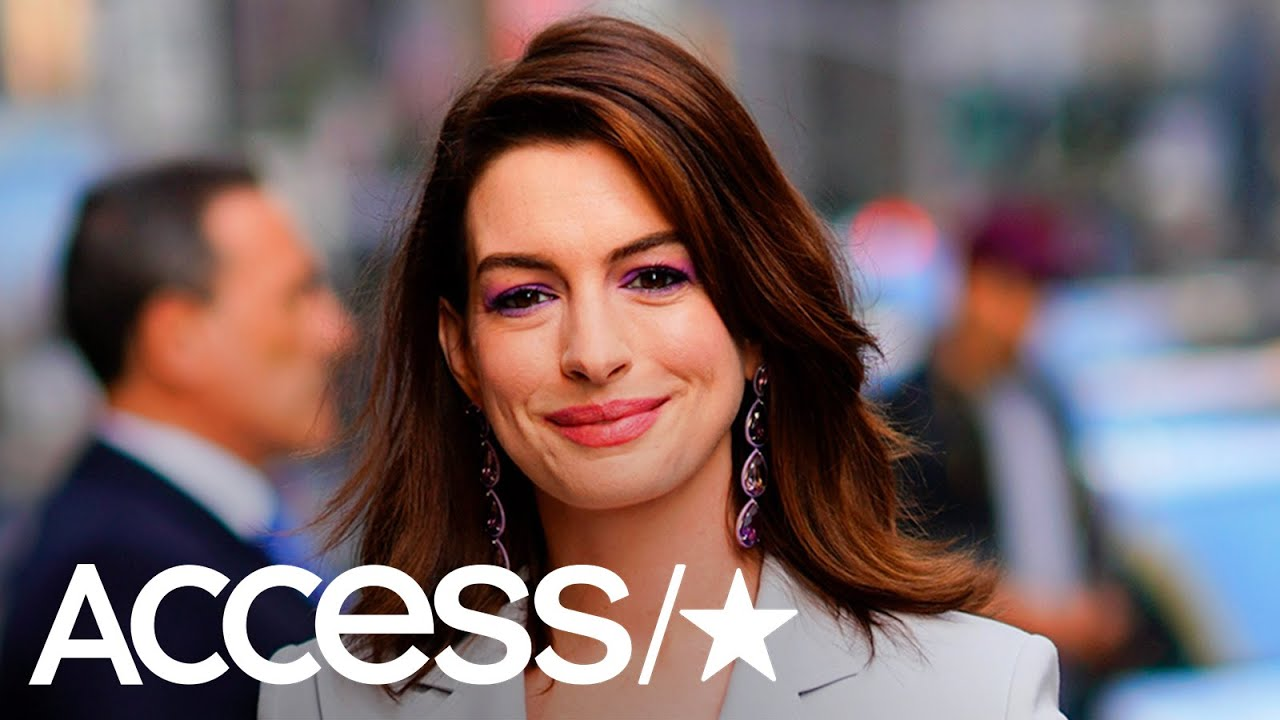 Anne Hathaway Opened Up About Infertility As She Announced She's Pregnant With Her Second Child