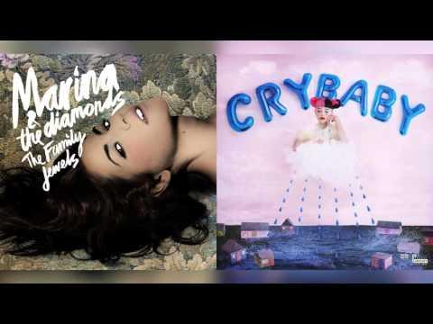 The Alphabet Outsider (Part 2) - Marina and the Diamonds & Melanie Martinez