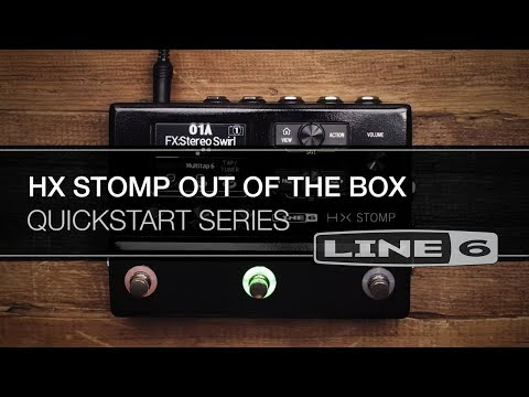 Reviewed: Line 6 HX Stomp