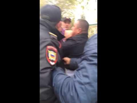 Правильное общение с полицией. Дербент