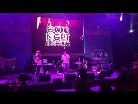 Goodnight Electric - Rocket Ship Goes By (live Oktobeerfeast 2016)