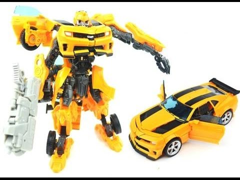 Transformers Dark Of The Moon BUMBLEBEE Complete Dotm Leader