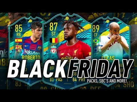 black-friday-event-live---packs,-sbc's-&-competition-live---fifa-20