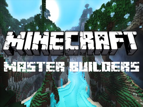 Minecraft Master Builders Spielen