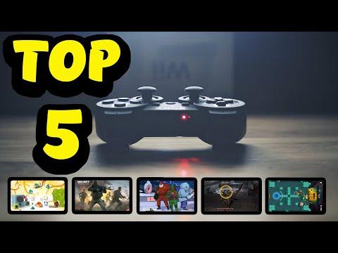 Top 5 мобильных игр начала 2020 года