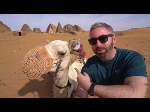 Sudan - Hick Hiker - Travel Vlog 002