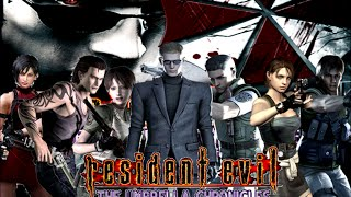 Resident Evil Umbrella Chronicles THE MOVIE