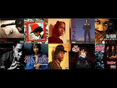 DJ Quik - The Quik's Grooves