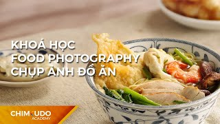 Food photography online course - Version 2