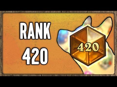 Rank 420 [Hearthstone]