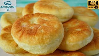 Уйдут в Один Миг! Безумно Вкусные и пышные пирожки! ☆ Пышки с творогом