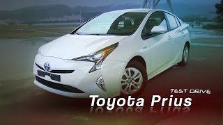 Toyota Prius Hybrid試駕:愛了!第四代什麼都改