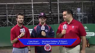 Gatemen Baseball Network Postgame: Wareham Gatemen vs. Falmouth Commodores (7/7/18)