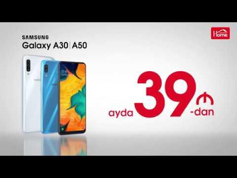 Yeni Samsung Galaxy A30 Və Samsung Galaxy A50 Artiq Kontakt Home Da Youtube