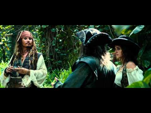 Pirates des Caraïbes : La Fontaine de Jouvence  Bande Annonce Officielle 1 VF