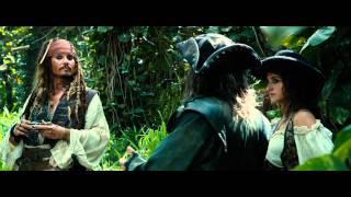 Bande annonce Pirates des Caraïbes: La Fontaine de jouvence
